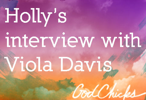 Interview with Viola Davis Side Bar